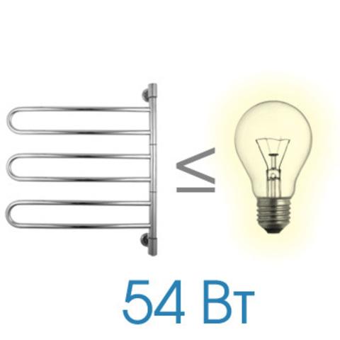 Полотенцесушитель электрический Energy U G3 770x635