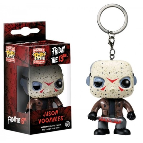 Брелок Пятница 13-е Джейсон || POP! Keychain Friday 13th Jason