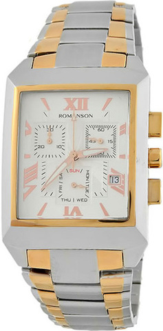 Наручные часы Romanson TM4123HMJ(WH)