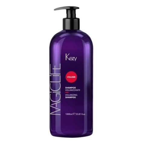 Шампунь для объема Kezy Magic Life Volumizing Shampoo 1000 мл