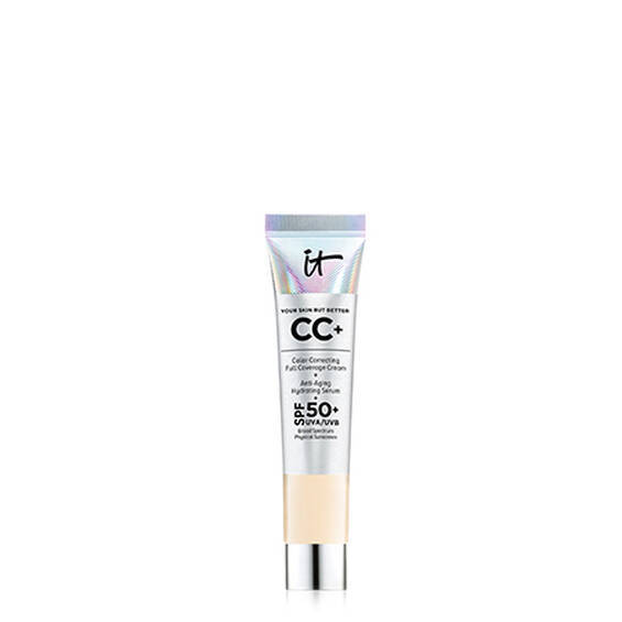 СС крем IT Cosmetics Your Skin But Better CC+ Cream Fair 12мл travel-size
