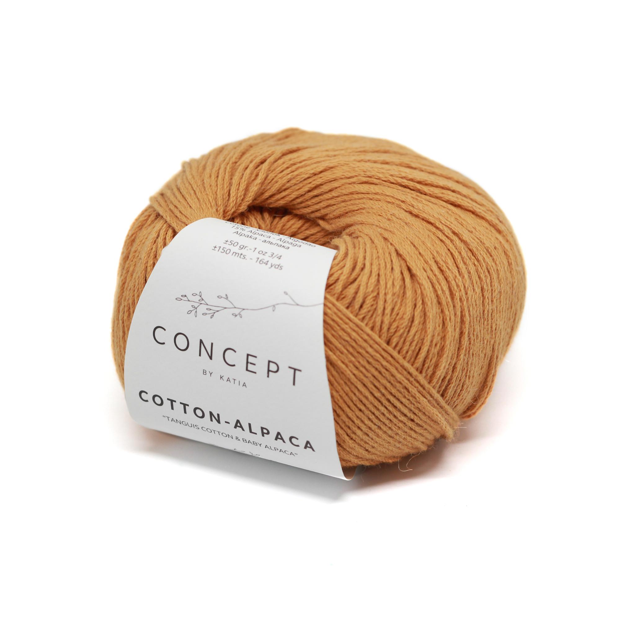 Katia Concept Cotton-Alpaca - 98