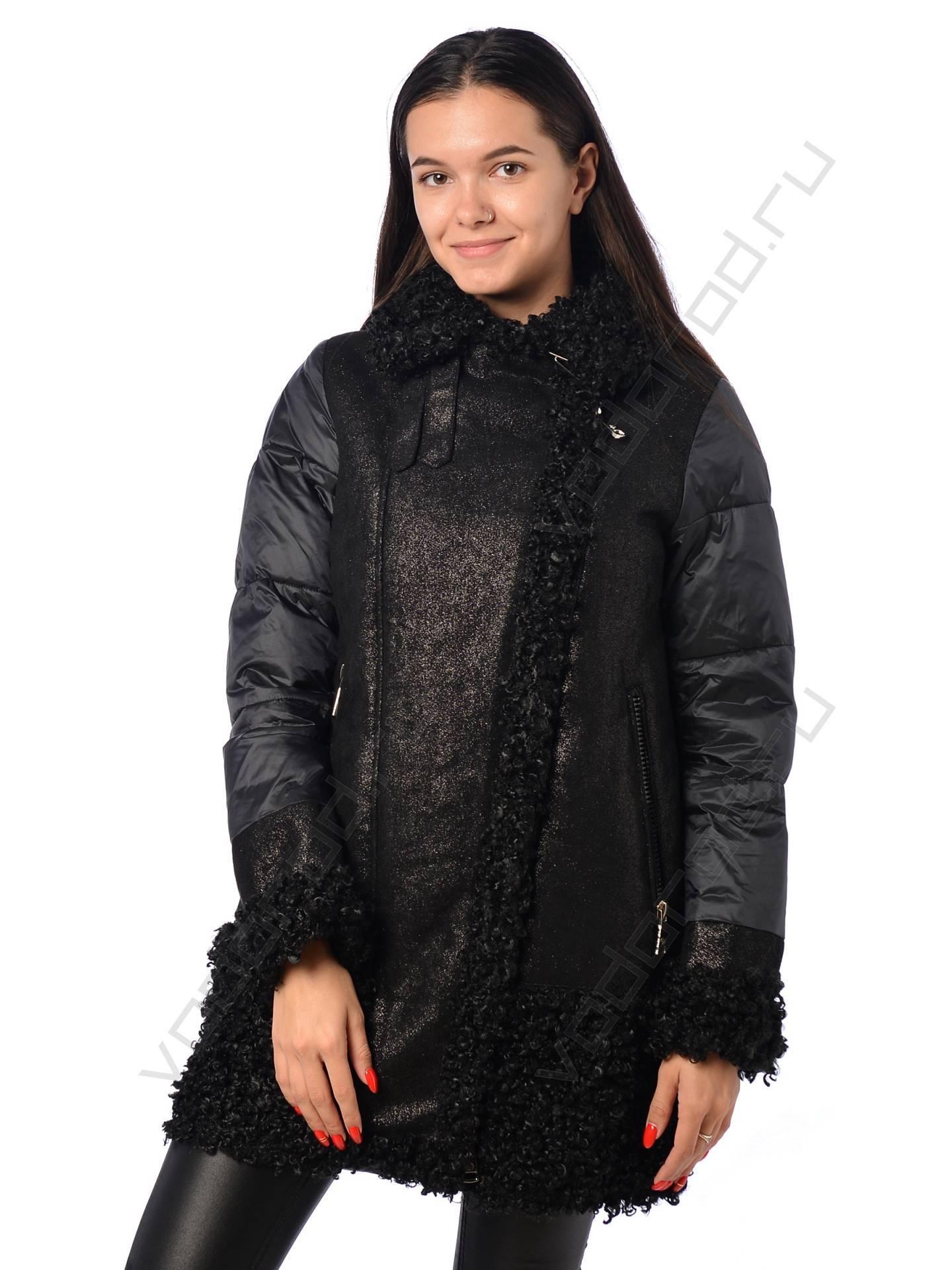 Короткая женская зимняя куртка купить в Хабаровске