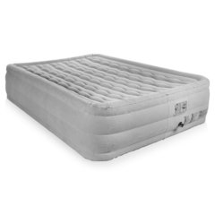 Надувная кровать RELAX DELUX HIGH RISING AIR BED QUEEN  206х152х47 27291EU
