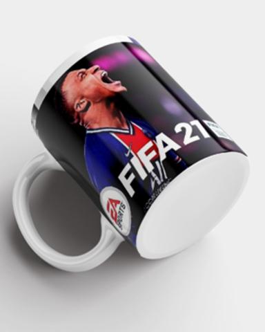 Кружка Fifa 21