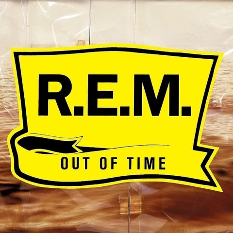 R.E.M. / Out Of Time (LP)