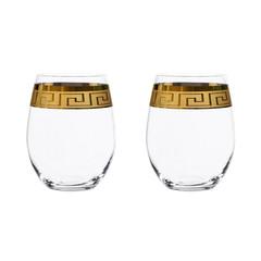 Набор из 2 хрустальных стаканов Muse, 370 мл, фото 1
