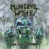 Municipal Waste / Slime And Punishment (RU)(CD)