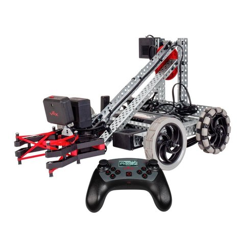Расширенный робототехнический комплект на базе VEX EDR V5