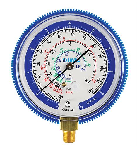 Манометр низкого давления R410A / R32