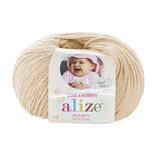 Пряжа Alize Baby Wool медовый 310