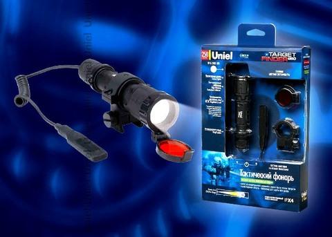 Uniel Фонарь P-GL011-BB черный