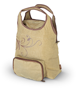 Сумка-холодильник Thermos Foldable Tote Brown (446459)