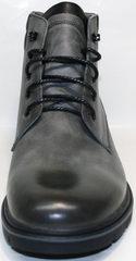 Мужские кожаные зимние ботинки Ikoc 3620-3 S