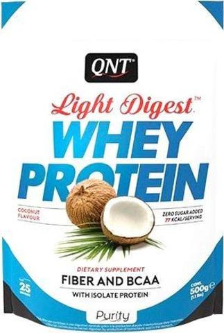 Протеин QNT Light Digest Whey Protein