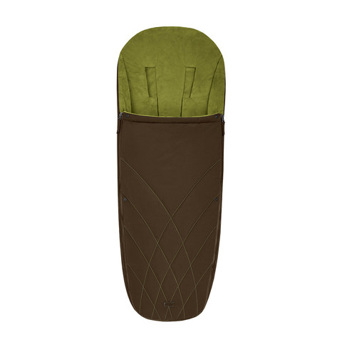 Теплый конверт в коляску Cybex Priam Footmuff Khaki Green