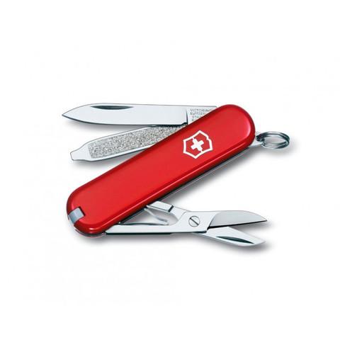 Нож-брелок складной Victorinox 0.6223 Classic, красный