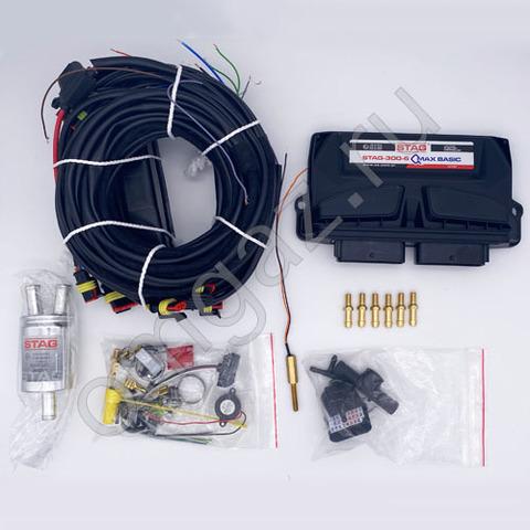 Электр. часть Stag 300 QMAX Basic 6 цил.