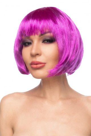 Фиолетовый парик  Кику