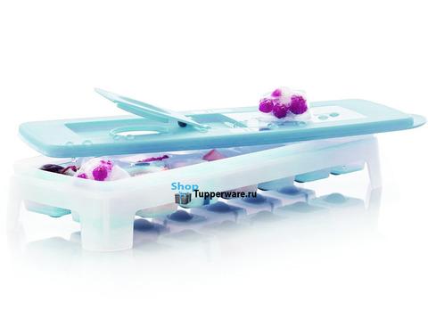 Контейнер для льда Морозко в светло-голубом цвете рис.3