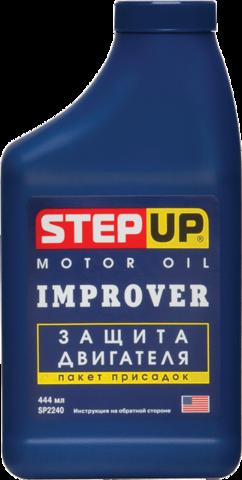 2240 Улучшающая добавка в масло  MOTOR OIL IMPROVER 444 мл(b), шт