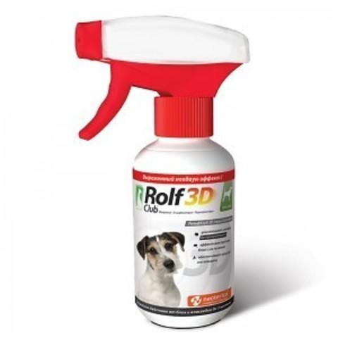 Рольф Club ( Рольф Клуб) 3D спрей для собак 200 мл.