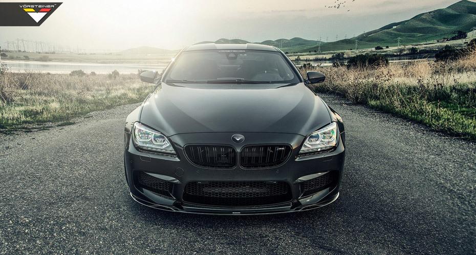 Обвес Vorsteiner для BMW M6 F12/F13