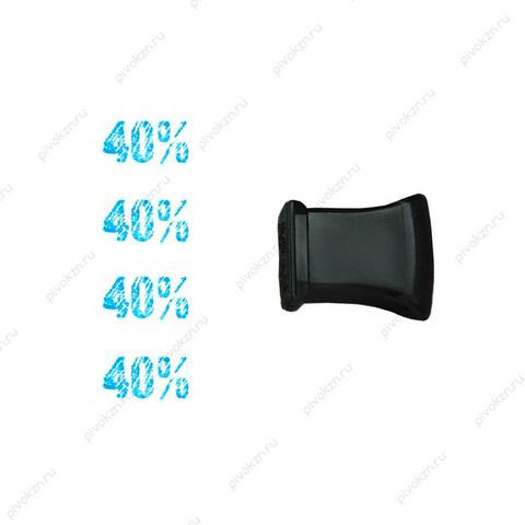 "Штамп для этикеток ""40%"""