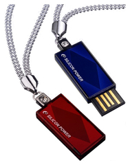 Флеш карта USB 2.0 Silicon Power Touch 810 4GB
