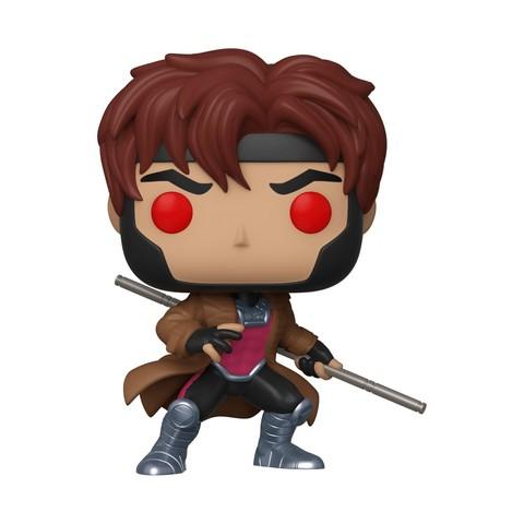 Фигурка Funko POP! Bobble: ECCC: Marvel: Gambit (Exc) 45914