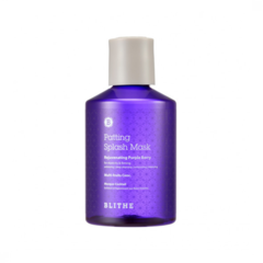 Маска BLITHE Patting Splash Mask Rejuvenating Purple Berry 150ml