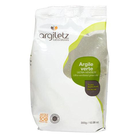 Зеленая глина порошок-маска УЛЬТРА Argiletz, 300 гр