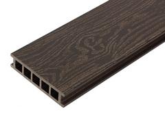 Террасная доска Savewood Fagus цвет темно-коричневый 4м (РФ)