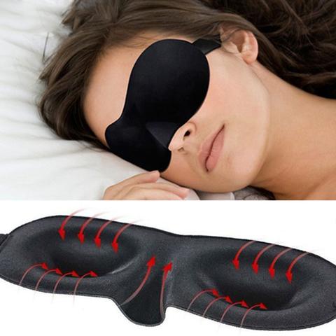 Маска для сна с 3D эффектом