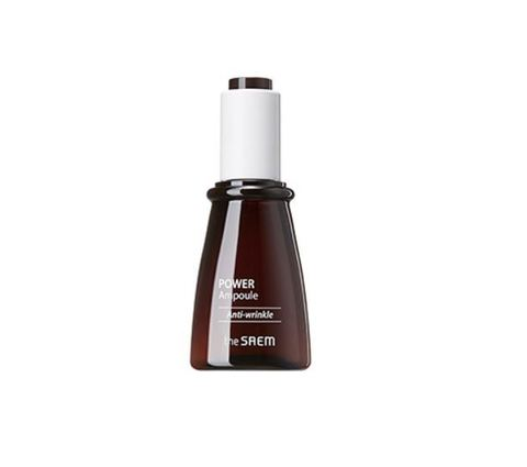 the Saem POWER AMPOULE Anti-Wrinkle