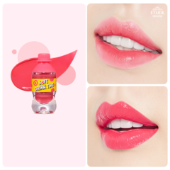 ETUDE HOUSE Тинт для губ Soft Drink Tint #OR201 Grapefruit Fantasy