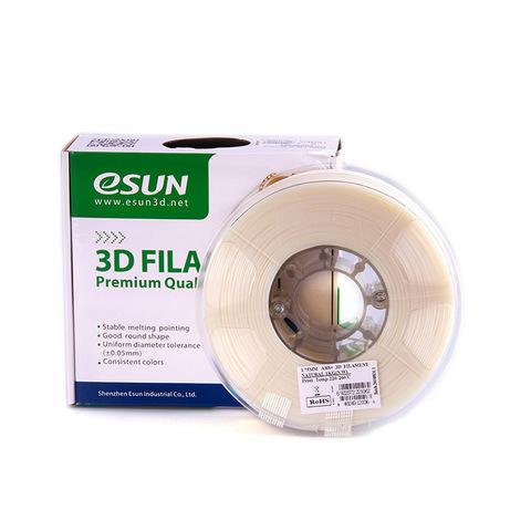 ESUN ABS+ 1.75 мм, 1 кг, натуральный