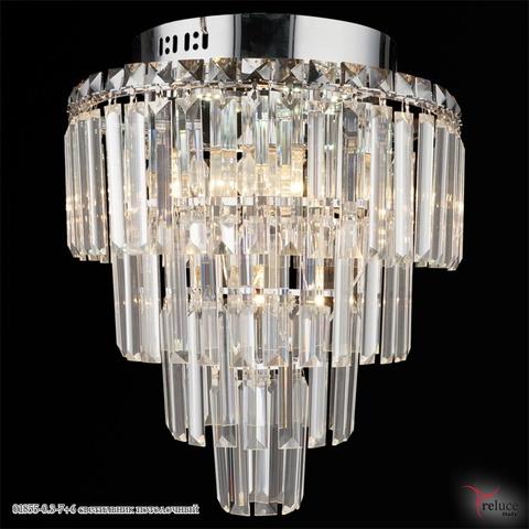 01855-0.3-7+6 светильник потолочный