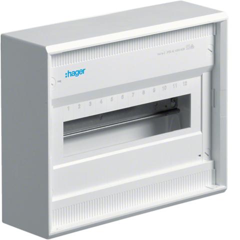 Щиток APV Volta,IP30,1x12М, DIN43871