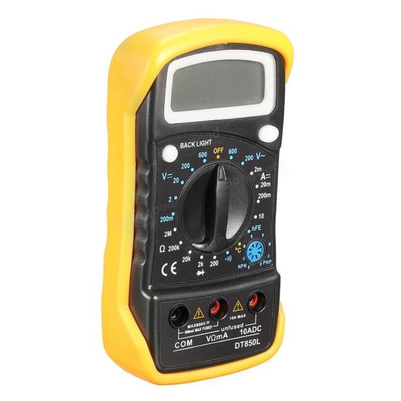 Универсальный мультиметр Proconnect MAS830L (DT850L)