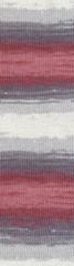 5740 (Белый,серый,розовый,брусника)
