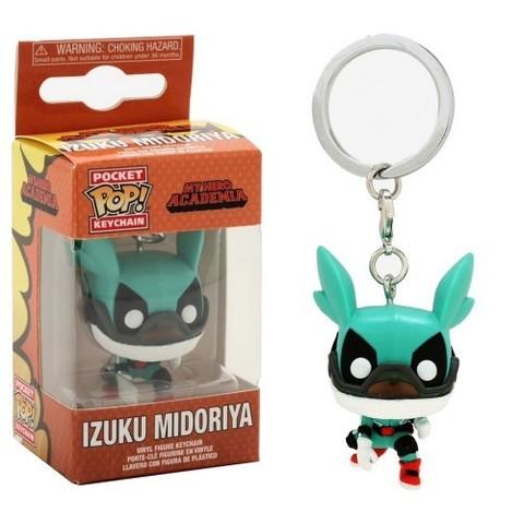 Брелок Изуку Мидория || My Hero Academia POP! Keychain Izuku Midoriya
