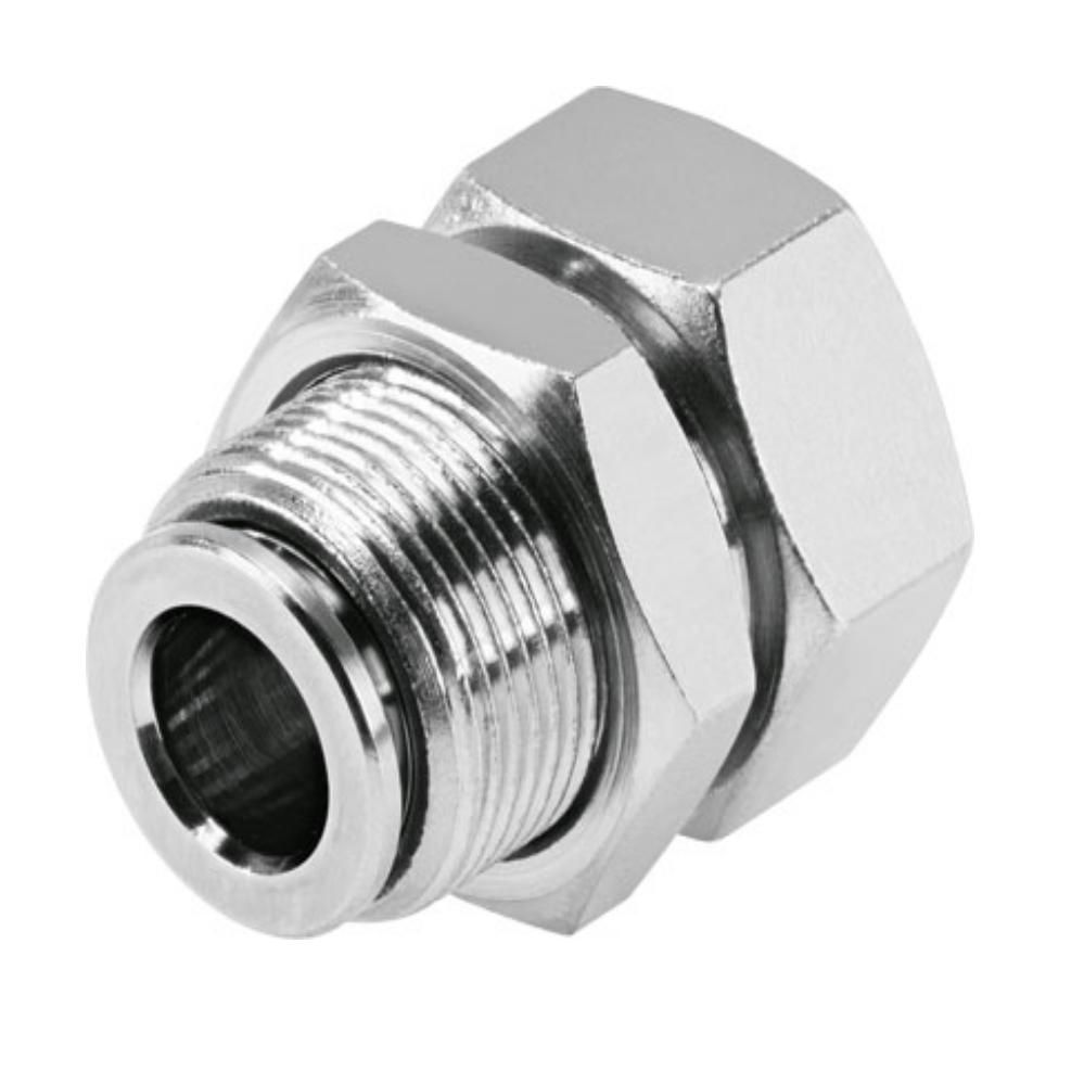KQB2E08-03  Соединение для панельного монтажа