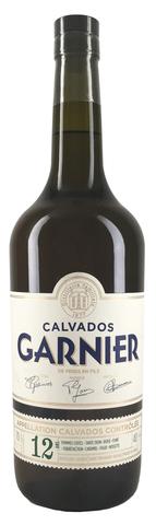 Calvados Garnier 12 ans