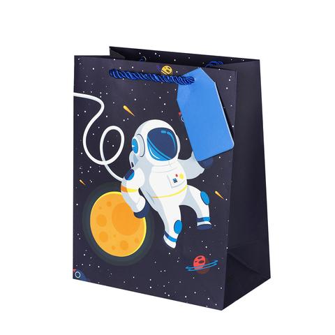 Пакет подарочный Space 18*23*10