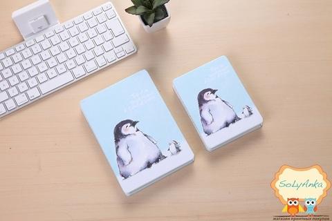 Блокнот Пінгвін mini. Тип B