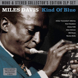 Miles Davis / Kind Of Blue (Mono & Stereo Edition)(2LP)