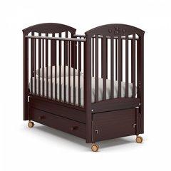 Кровать детская Марсель махагон