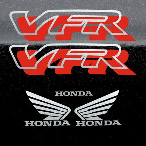 Набор виниловых наклеек на мотоцикл HONDA VFR 750,1997