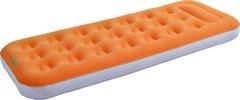 Надувная кровать RELAX EASIGO FLOCKED AIR BED SINGLE  188x73x22 27313